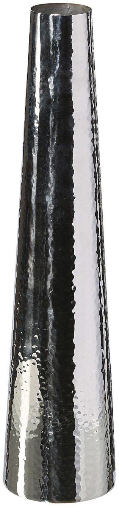 Vase silber, yourhome Jetzt bestellen unter: https://moebel.ladendirekt.de/dekoration/vasen/tischvasen/?uid=1939be2a-ffd7-5727-b576-efce0faf65a6&utm_source=pinterest&utm_medium=pin&utm_campaign=boards #tischvasen #vasen #dekoration