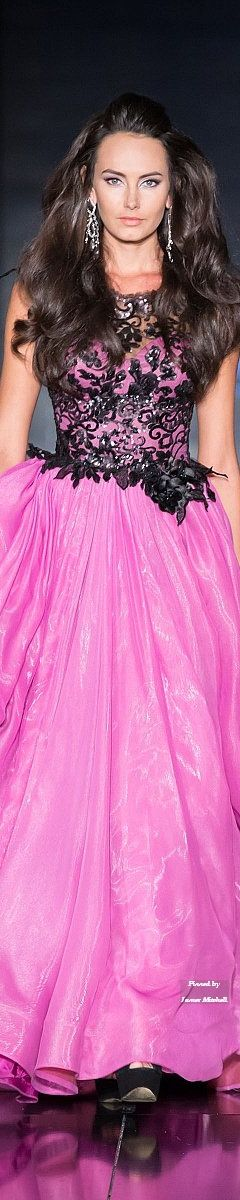 Fouad Sarkis Couture Fall-winter 2014-2015