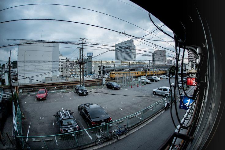 https://flic.kr/p/uG7bXf | Landscape of old town in Hiroshima
