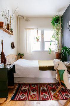 inspire se 30 ideias de decorao para quartos pequenos - Niedliche Noble Schlafzimmerideen