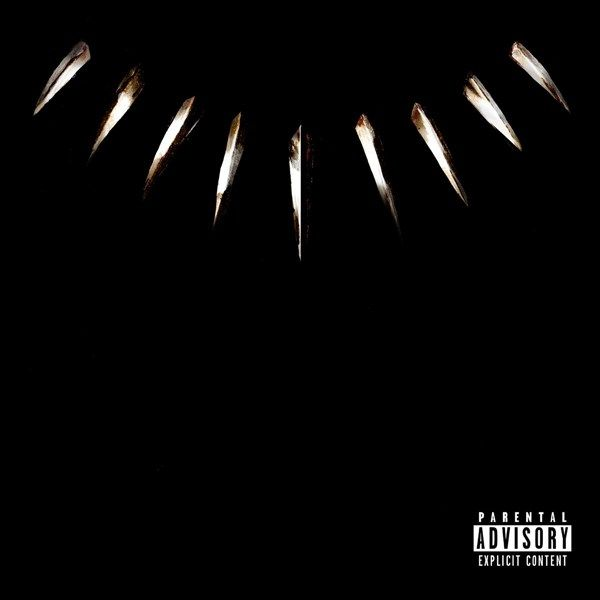 Kendrick Lamar Black Panther The Album Zip Download Music Album Cover Kendrick Lamar Album Rap Album Covers