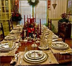 Christmas Place Settings 9 best christmas place setting images on pinterest | christmas