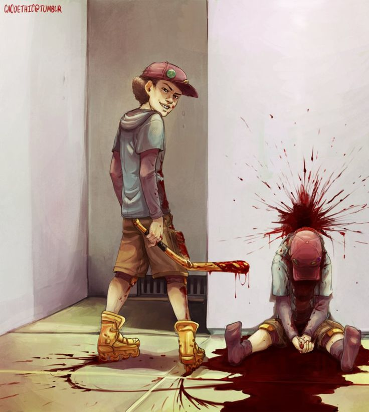 [Paranoia Agent] Rumour Has It. by cacogenic