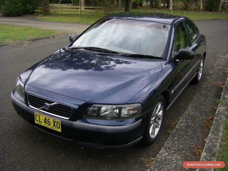 Volvo S60 Turbo 2.4L swap or sell. Long rego 8 months. price drop #volvo #s60 #forsale #australia