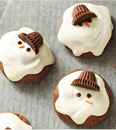 Christmas Cookies - no recipe but so cute :)