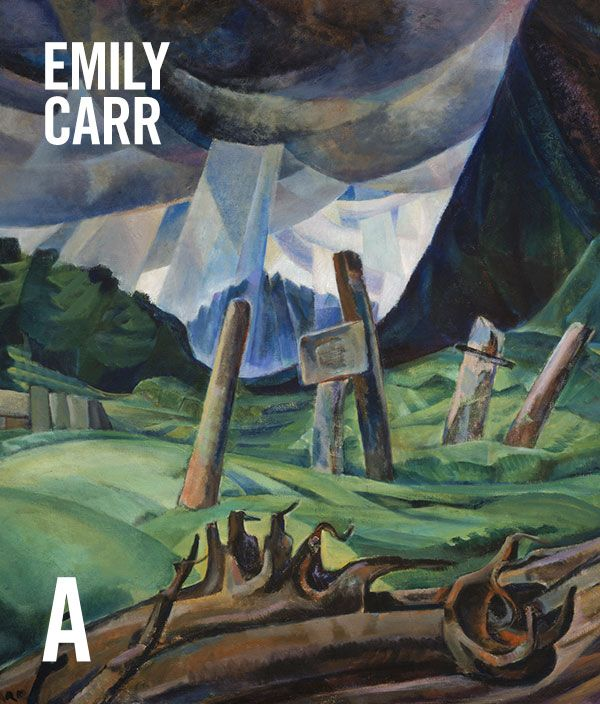 Emily Carr Life and Work. Downloadable Ebook from Art Canada Institute