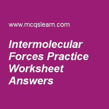 The 25+ best Intermolecular force ideas on Pinterest | Ap ...