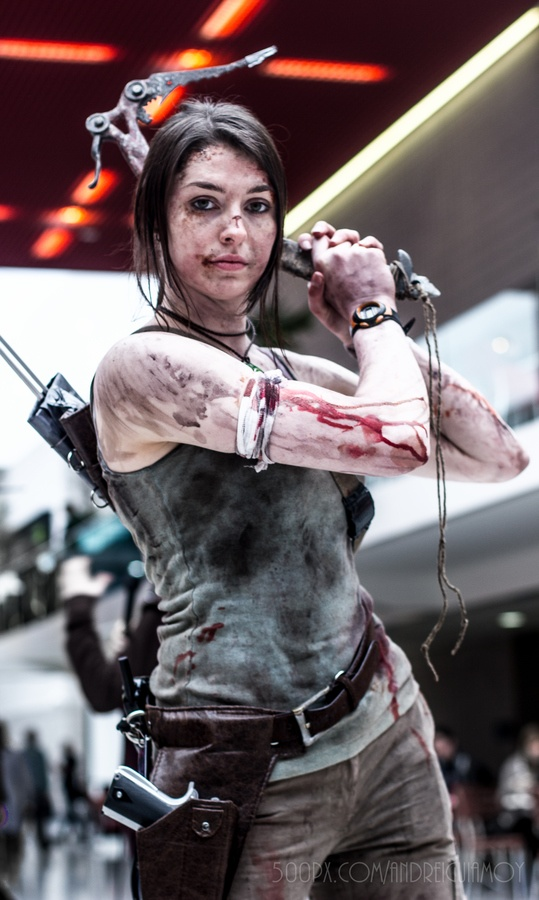 500px / Photo Tomb Raider Reborn by Andrei Josef Guiamoy