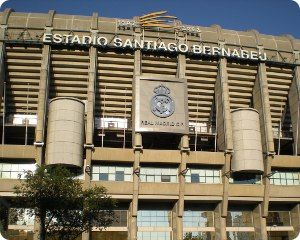 Santiago Bernabéu - Madrid Tourist Attractions