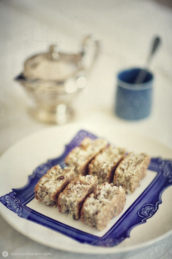 Bran & Buttermilk rusks - A South African treat