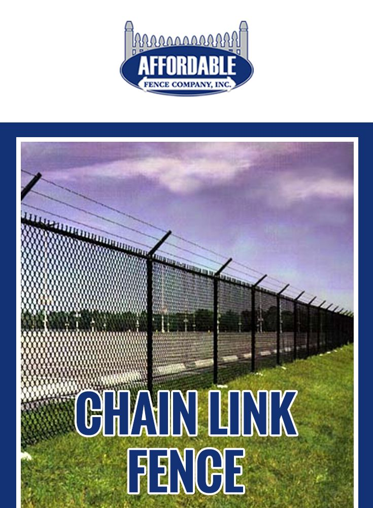 A strong chain link fence can keep what you want in and what you don't want out. We have been a leader in chain link fencing supplies for decades! Let us show you why we are so highly rated!