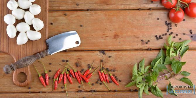 El tiempo pasa volando, no lo pases en la cocina - #nutrición #recetas #Decathlon
