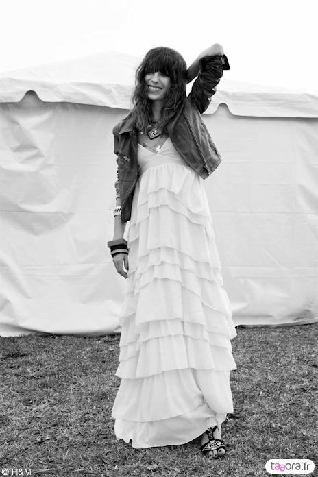 Robe Blanche Boheme Chic 14 Lou Duillon