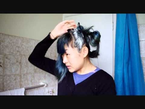 Dyeing My Hair Manic Panic Shocking Blue 1 2 Dye My Hair