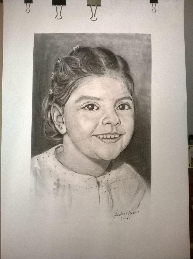 Minha filha - Matilde  Charcoal