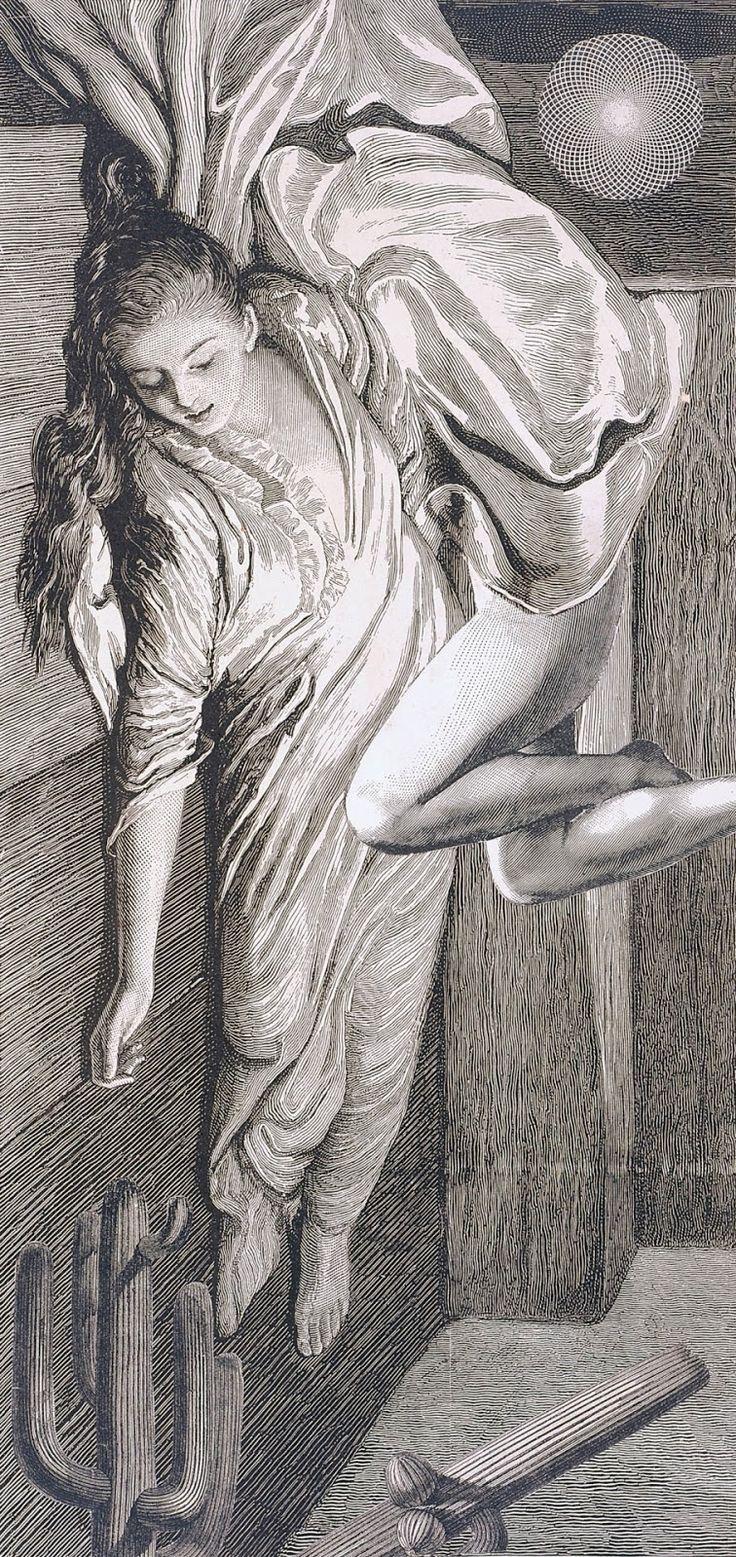 Η εκατό ακέφαλη γυναίκα ανοίγει το μανίκι της τον Αύγουστο (1929) Συλλογή Menil στο Χιούστον των Η.Π.Α.