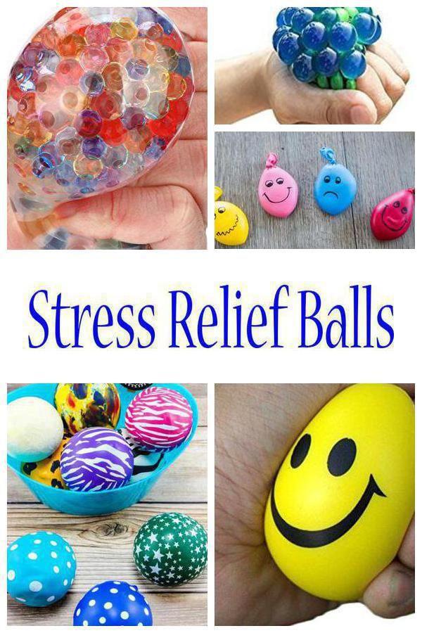 Stress Relief Balls Cool Kids Activities Stress Relief