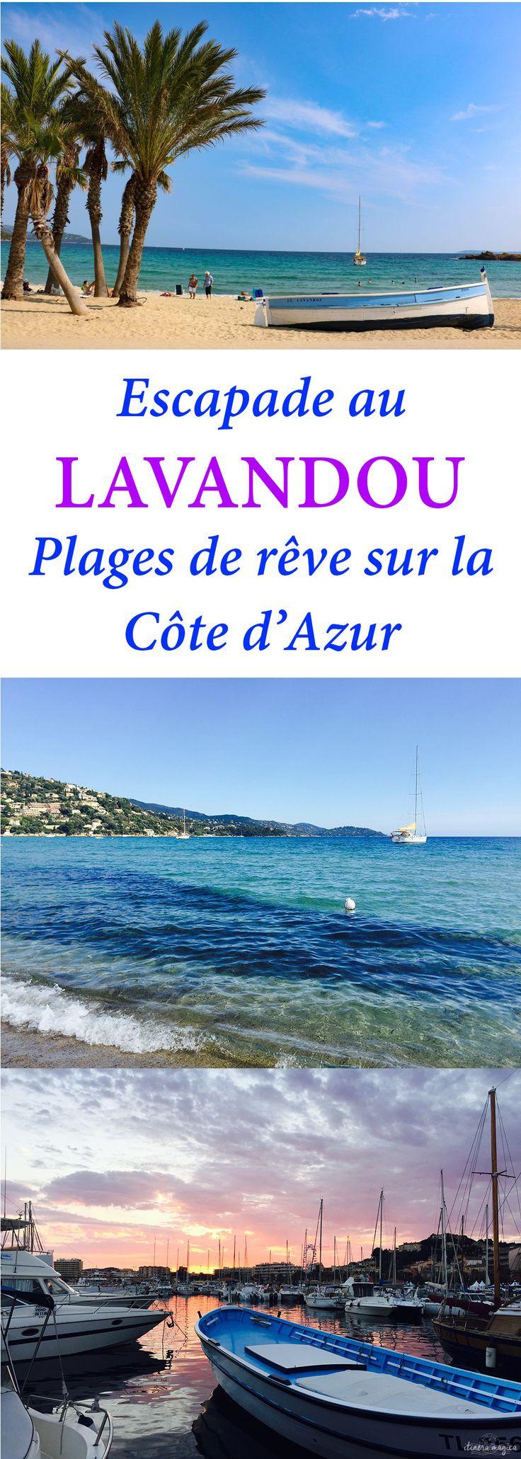 Que faire au Lavandou ? Voir les plus belles plages de la Côte d'Azur ! Blog Le Lavandou