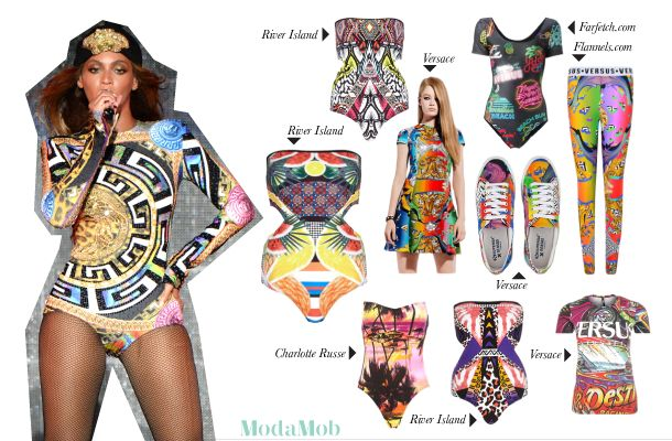 Real-Life Versions of Beyoncé's Tour Looks http://www.modamob.com/beyonce/get-real-life-versions-beyonc-s-tour-looks.html