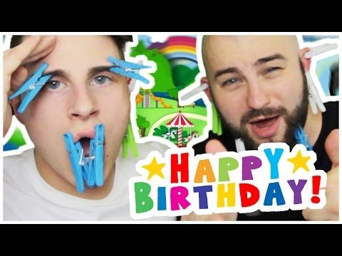 Urodzinowy CHALLENGE z moim BRATEM! - /Kaiko - YouTube