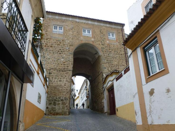 Porta da Deveza , Portalegre
