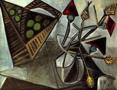 파블로 피카소 (Pablo Ruiz Picasso )의 식탁
