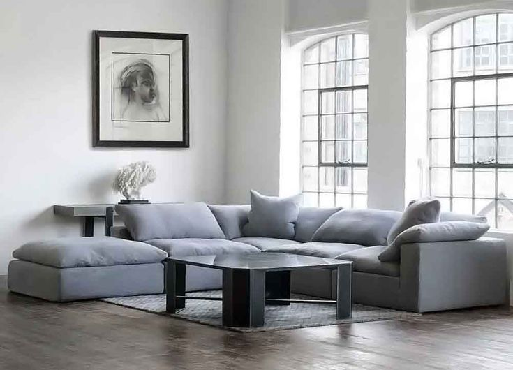 The Most Comfortable Sofa And Sectional Living Room