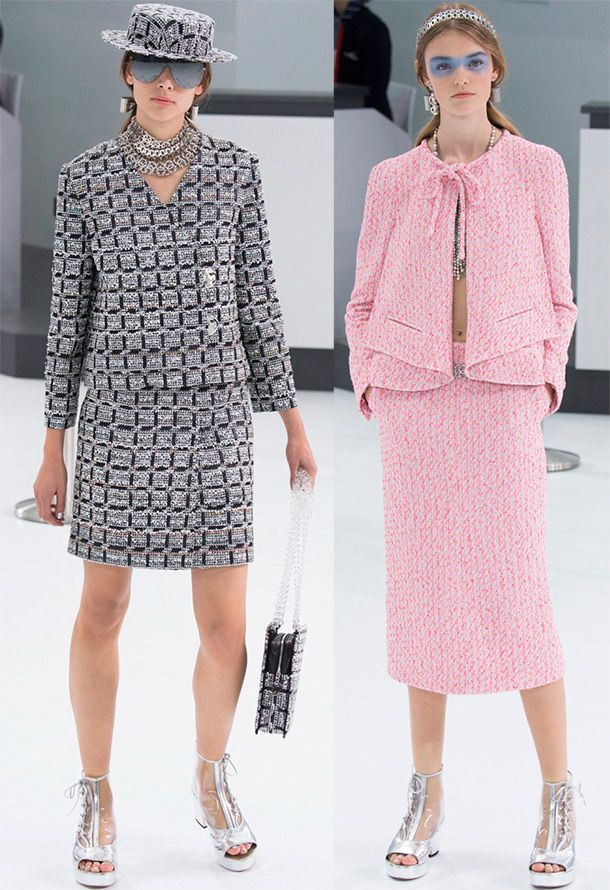 Suit Chanel Spring-Summer 2016