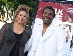vondie curtis hall and wife Kasi Lemmons