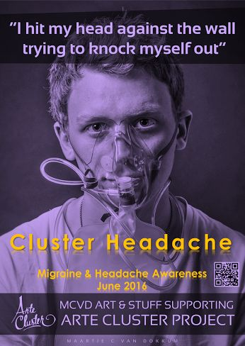 Get paid to cure your cluster headaches with this new study/trial! Arte Cluster – Google  #clusterheadaches #clusterkopfschmerz #cefaleaenracimos #cefalea