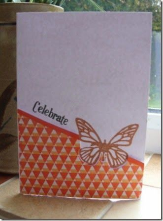 The April edition of SIPID! over at Jane's Journal ~ A Clean and Simple card.