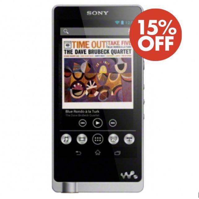 #Promo #Sony HWZ-ZX1 #DAP usual SGD889 now SGD769 cash #HiResAudio #Music