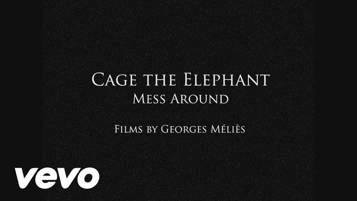Cage The Elephant - Mess Around http://www.amazon.com/dp/B008KA45YE http://www.pinterest.com/keymail22