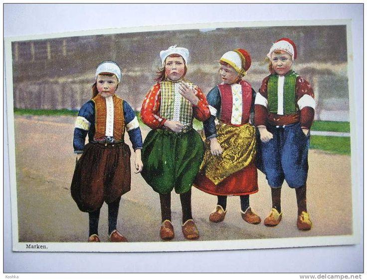 klederdracht Marken: Dutch Costume