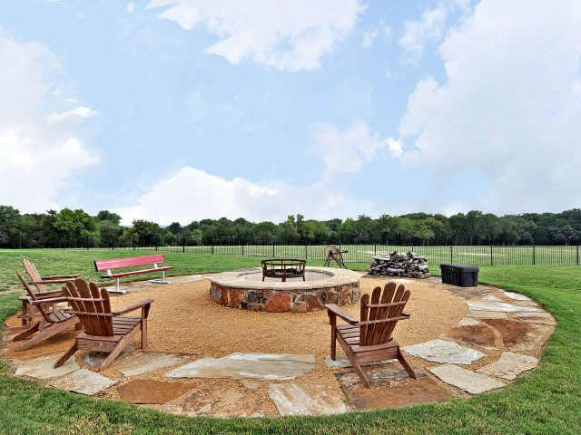 North Texas Luxury: Texas Styled Ranch Home on 25 Acres in McKinney, Texas - Includes a 6,400 Sq. Foot Barn with Bunk House!