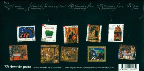 Seit der ersten Ausgabe, die am 9. September 1991 nach der Unabhängigkeitserklärung von der jugoslawischen Republik erschien, haben sich die kroatischen Briefmarken wirklich rausgemacht. Die Postwe...