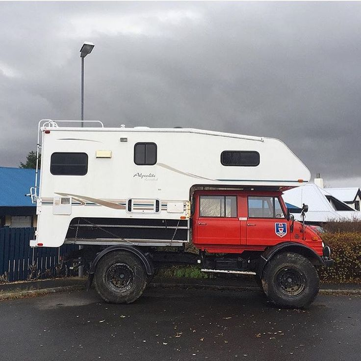 Truck Campers: 1579 Best Overlanding & Expedition Vehicles Images On