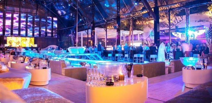 Trendy Bar and Lounge Dance Club Boa #bucharest #club #stagdo