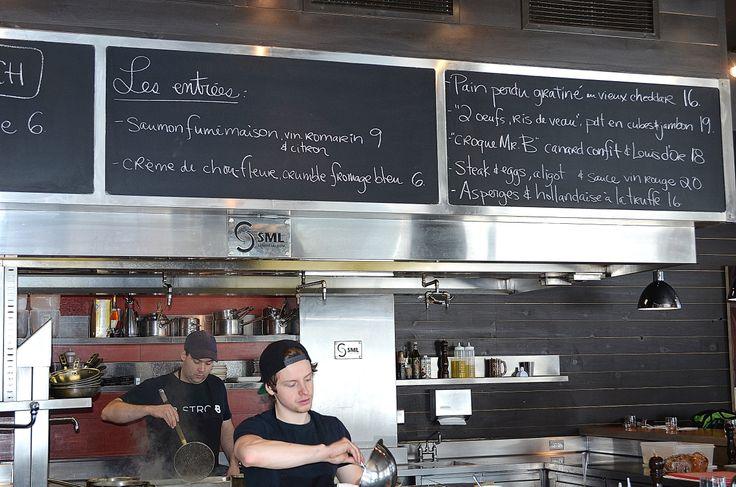 Les Brunchs du Bistro B, tous les dimanche matin de 10h à 14h.  Nouveau menu à chaque semaine!