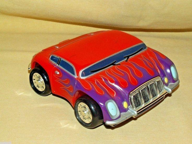 Phat Boyz Case Fat Boys Simple Wishs Orange Sedan Car Flame - Phat cars