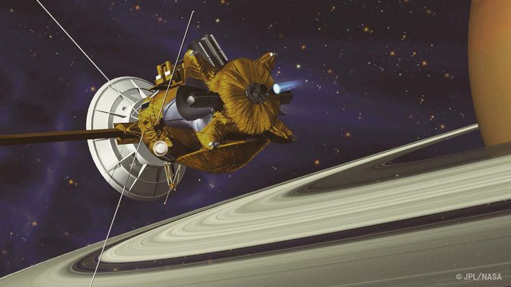 On the 15th September, NASA's Cassini Spacecraft will nose-dive straight into Saturn! It'll be a dramatic end to an incredible journey of discovery which has taught us all sorts of new things about the sixth planet from the sun. Take a look at some of the awesome things Cassini has done.