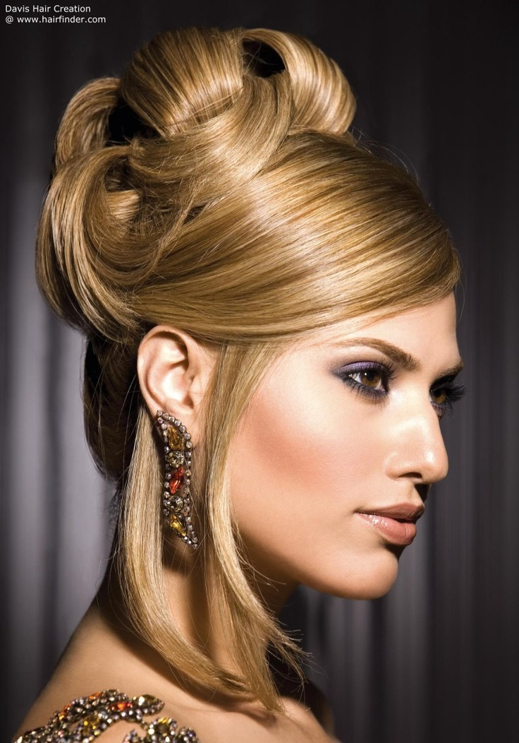 277 Best Hair Up Styles Images On Pinterest Hair Dos