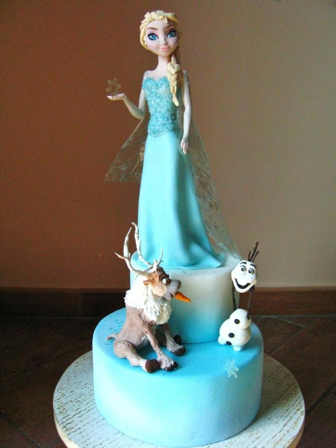Cake Decorating Bagshot : 1000+ images about A Princess Named, Anna and A Princess ...