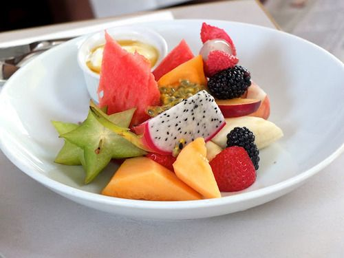 ♥SuccessDress♥: Gold Chains, Breakfast Ideas, Tropical Fruit, Fruit Salad, Dinners Recipes, Fruit Plates, Fast Recipes, Homemade Recipe, Healthy Breakfast
