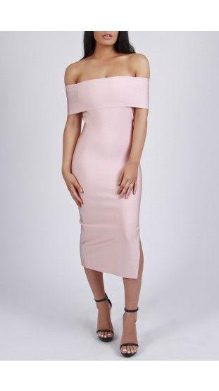 SAMANTHA Blush Dress