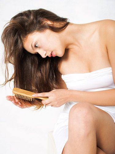 Prevent #hair thinning with these 3 steps to thicker hair #beauty