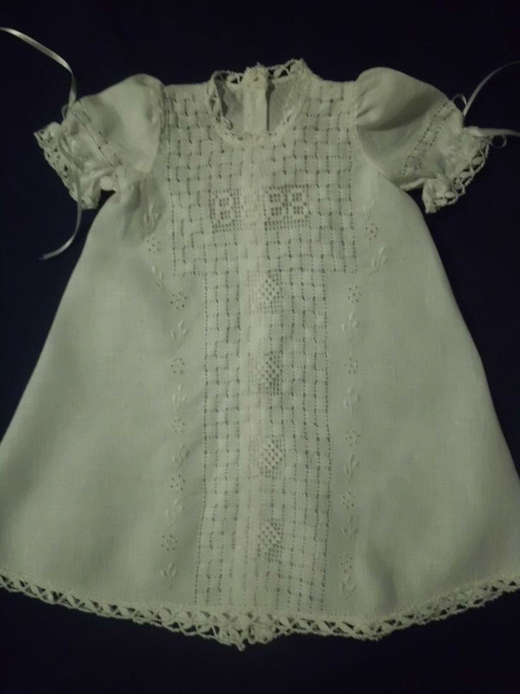 Baby dress made in P R