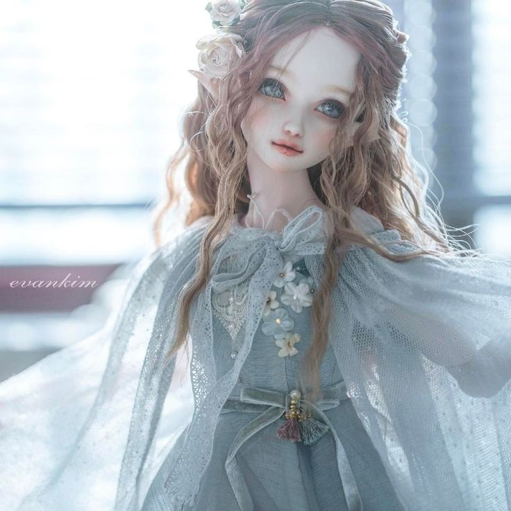 RIVER ELF#bjd #balljointeddoll #dollstagram