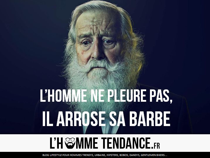 Barbe, bearded man. L'Homme Tendance L'homme tendance dans tous ces états - L'Homme Tendance