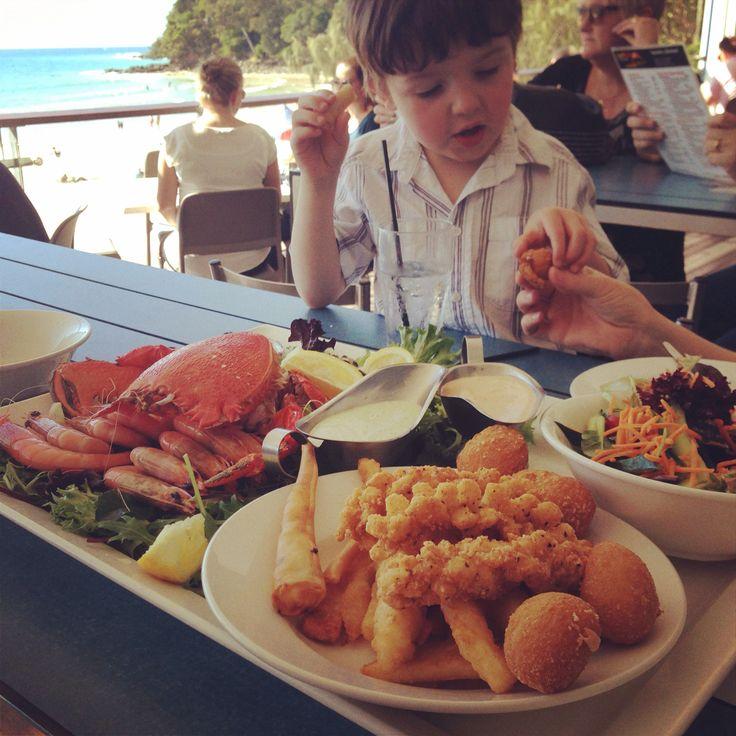 Seafood yum
